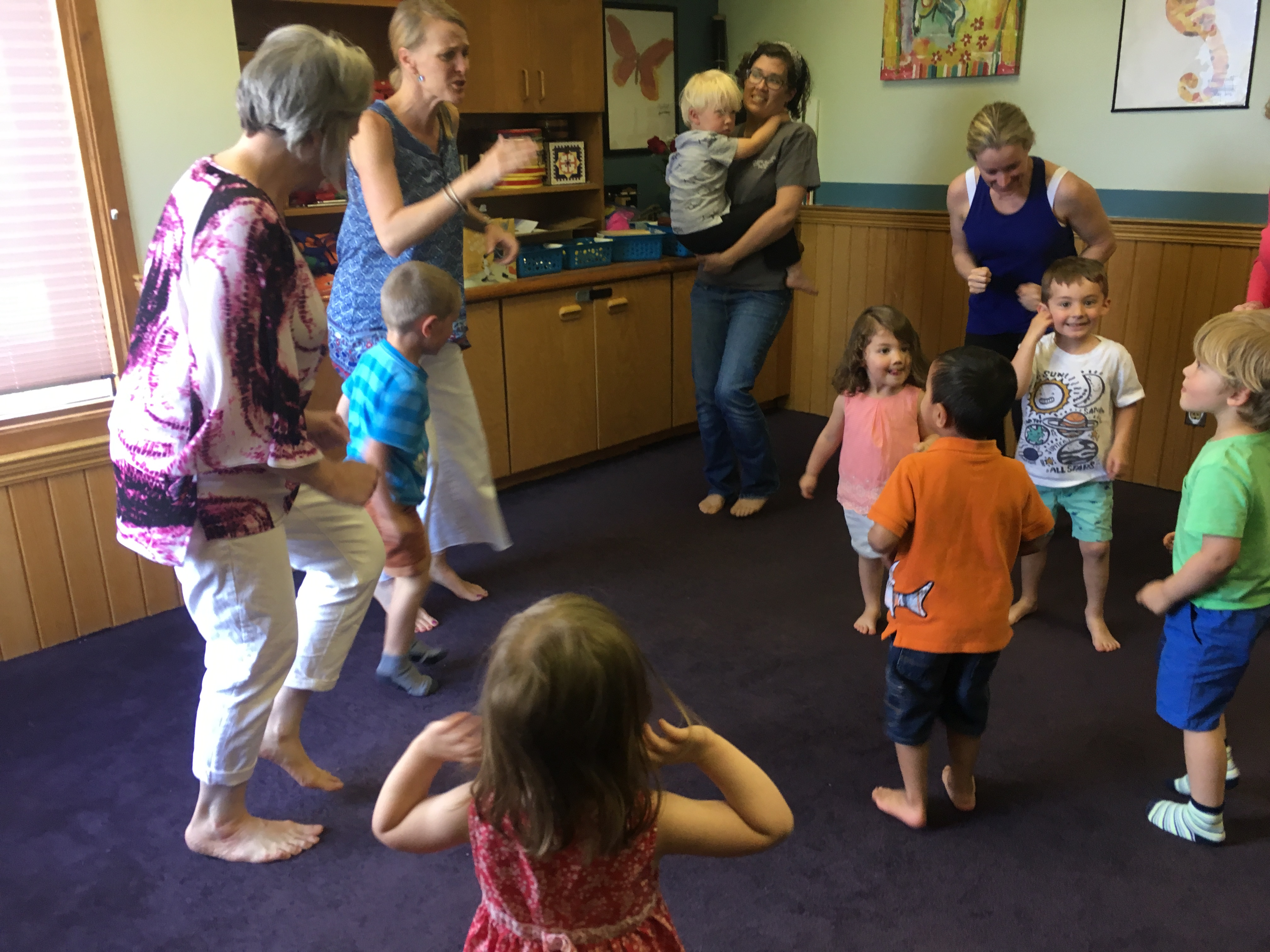 Music Makers Ages Birth Up To 4 Colorado Springs Conservatory